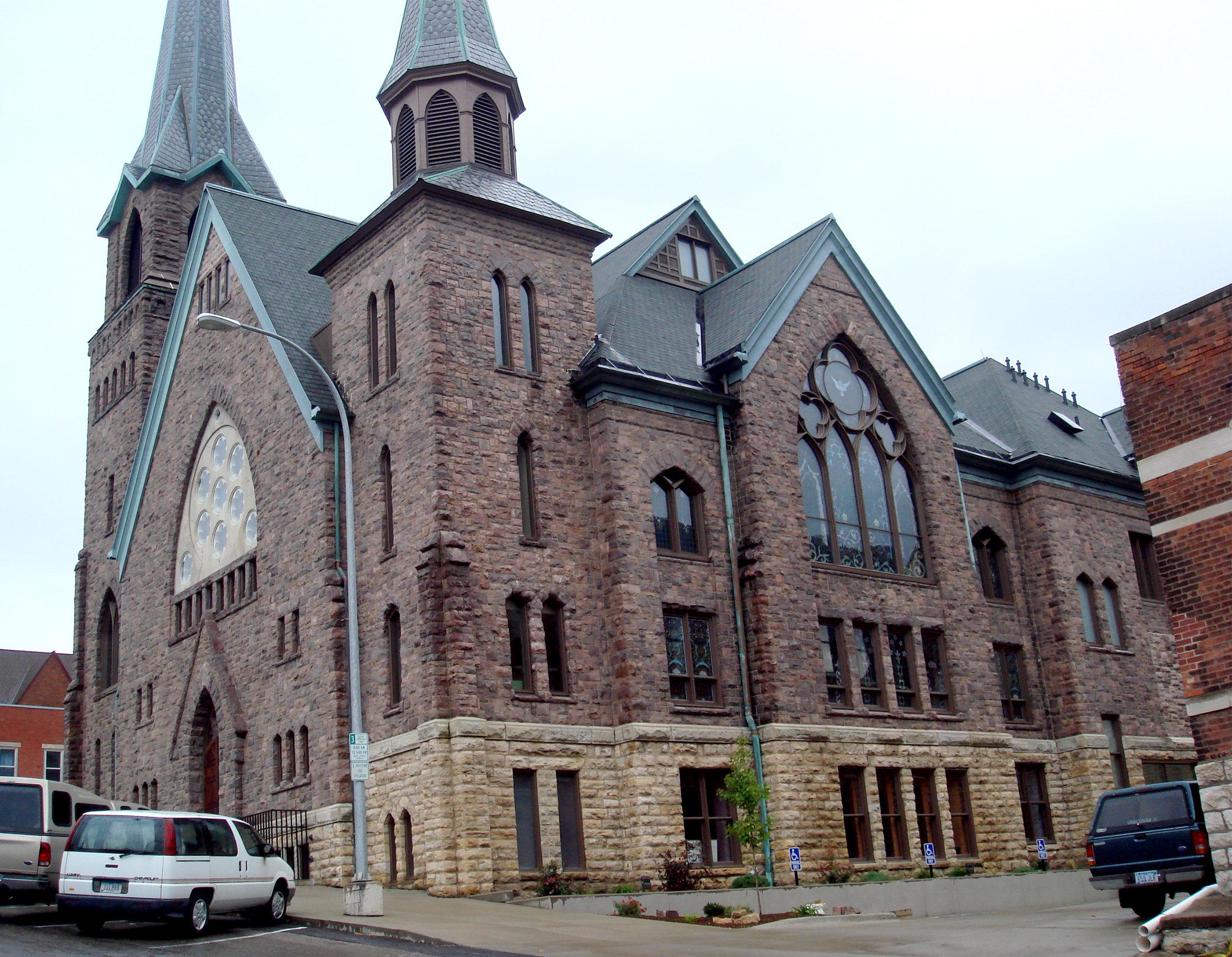 Copy of First United Methodist Church, Burlington, IA