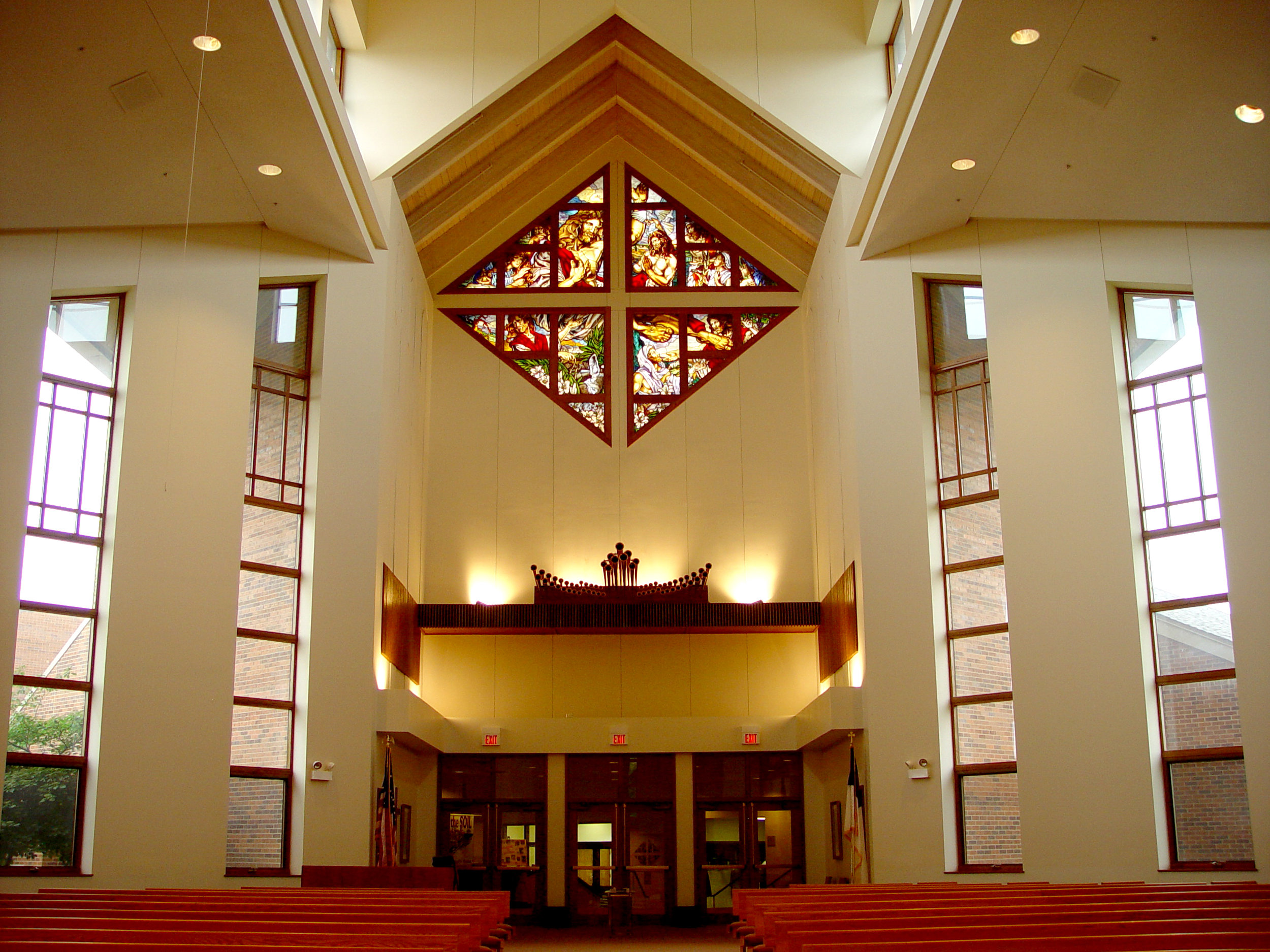 Bethany Lutheran Church, Naperville, IL