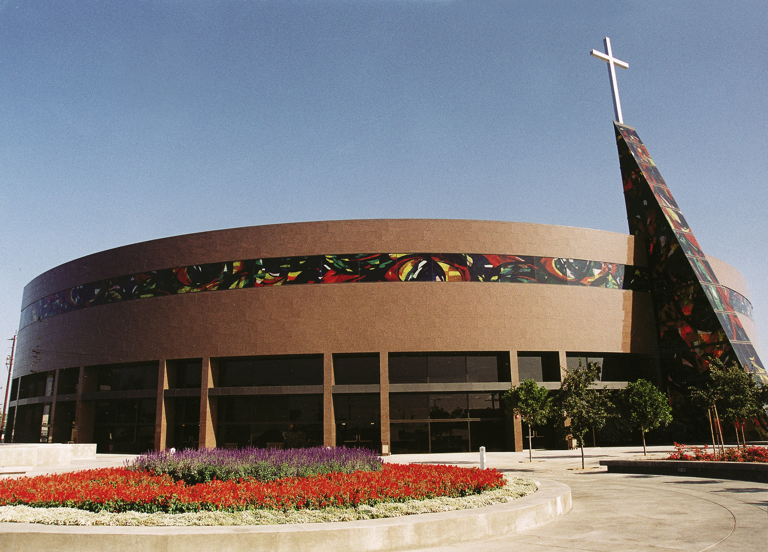 West Angeles Cathedral, Los Angeles, CA