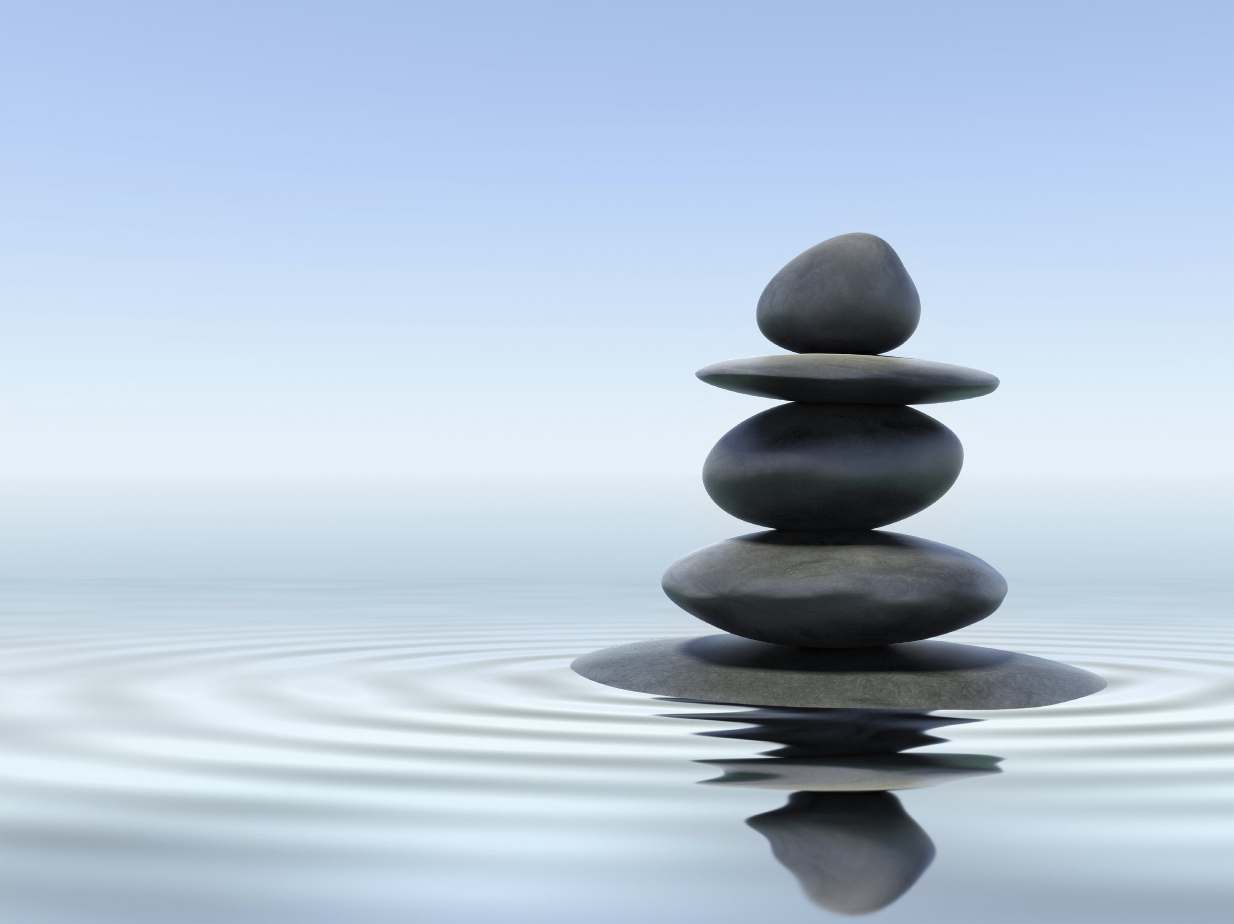 How does mindfulness fit into therapy? - As a person-centered therapist, I act as a mirror for you to investigate yourself as you are right now. It's difficult to make progress without settling in fully to the place you're at. Together, we learn to bring awareness to tendencies that add to stress and suffering, and learn to sit with discomfort. We may also review basic mindfulness strategies to integrate into daily life, which have been shown to change brain and body chemistry with regular practice.