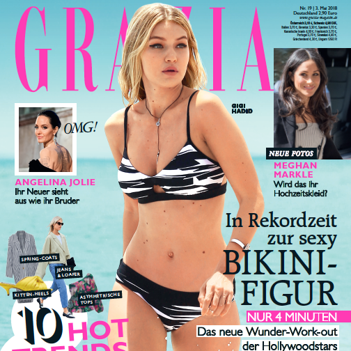 GRAZIA GERMANY