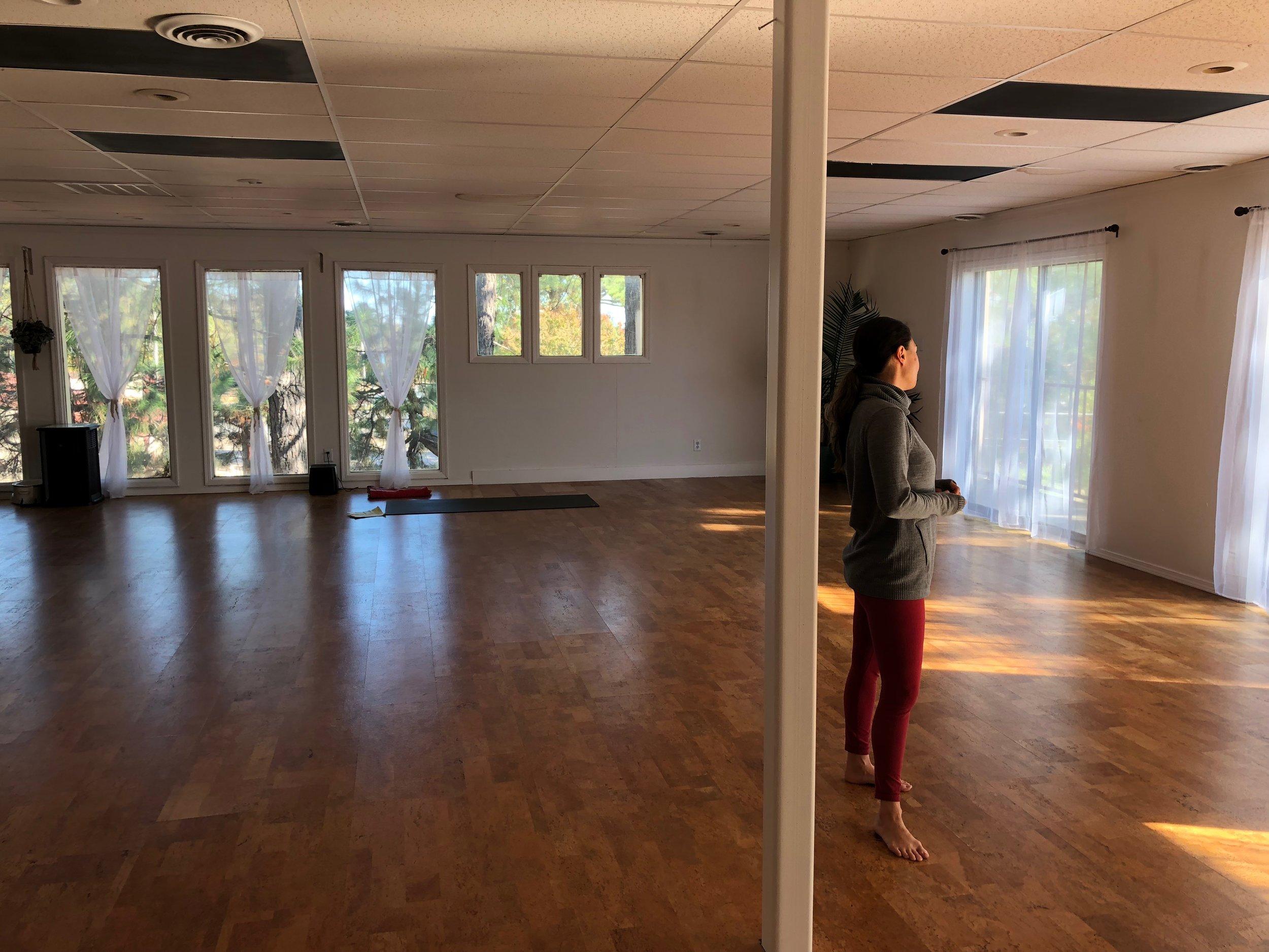 Inside Seva Yoga with Taylor Henry
