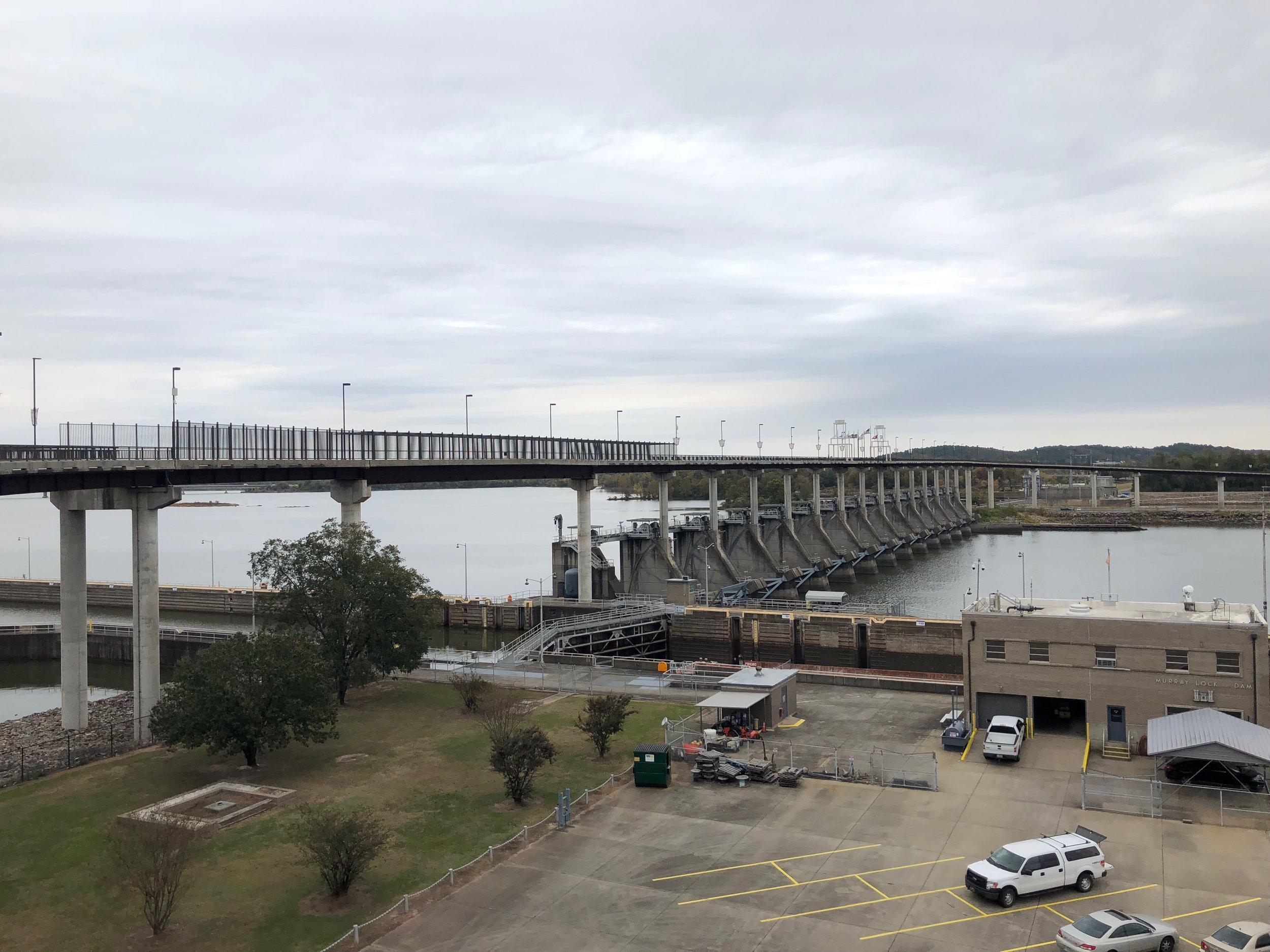 That's a Big Dam Bridge