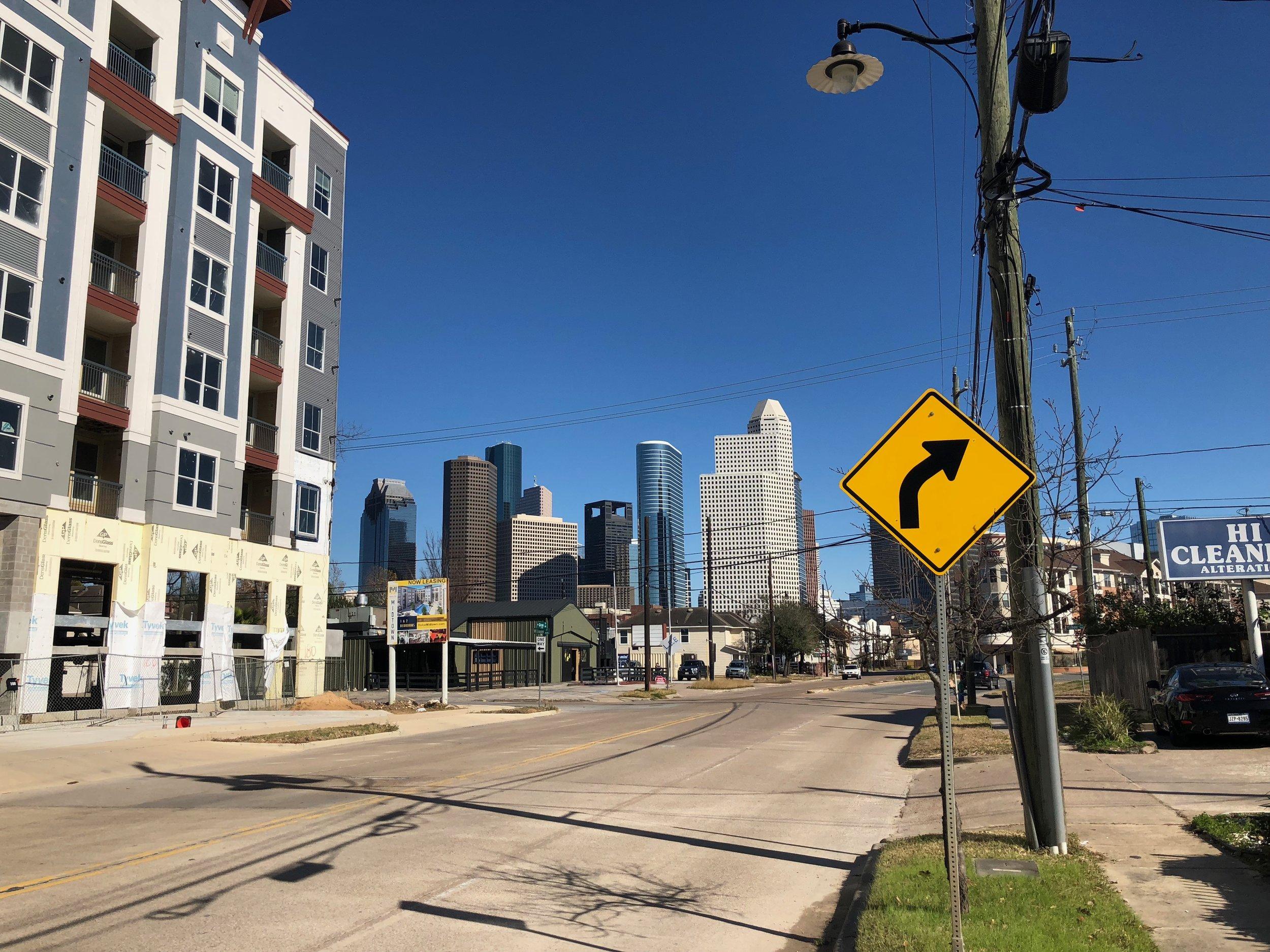 West Gray Street