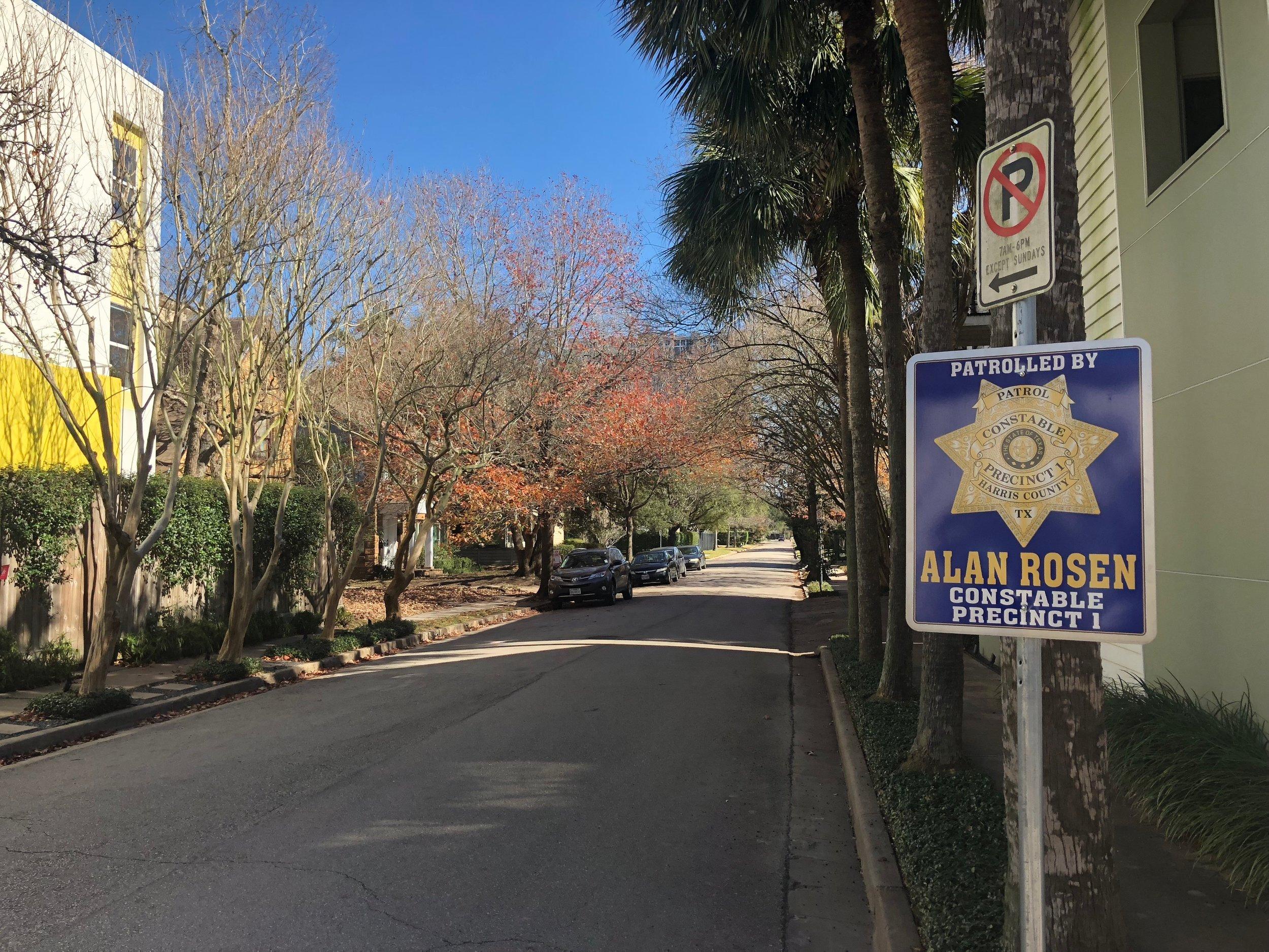 Safe street