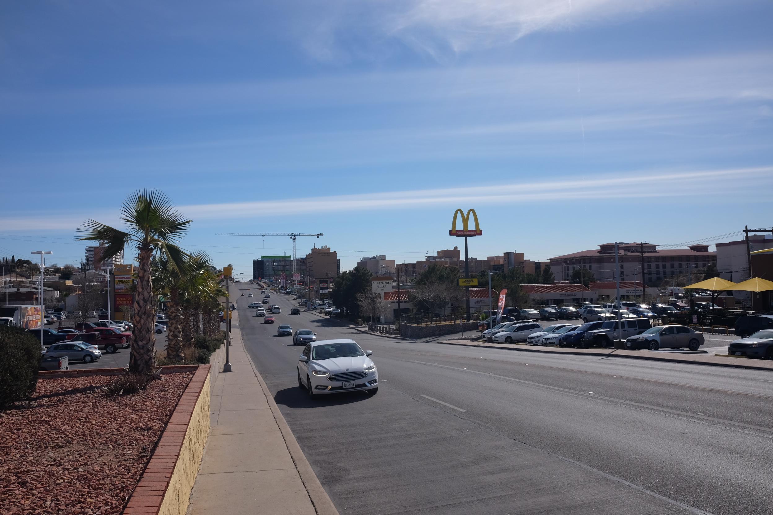 North Mesa Street