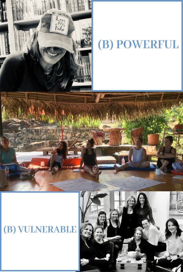 Join me! - After years of dreaming of bringing groups of amazing women together for a great inner and outer journey, they are coming to life and being created as you read. These programs will start with an AMAZING exclusive beach retreat at Verana in Mexico for a 4 day deep dive into architecting an amazing life, relationships, and career. The groups will stay engaged in a long-term with monthly group calls and 1:1 coaching.IT WILL CHANGE YOUR LIFE!Click here to visit the (B)Tribes Website