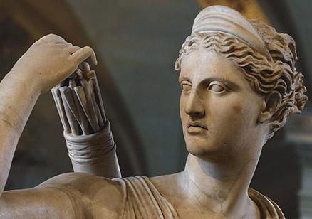 Artemis Art Advisory Diana of Versailles Louvre