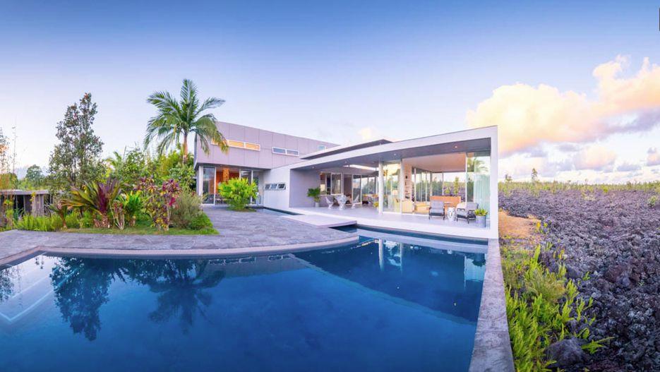 Anne White Interiors Blog | aloha Hawaii: homes on the big island