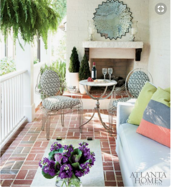Anne White Interiors Blog | 10 tips for a great porch party
