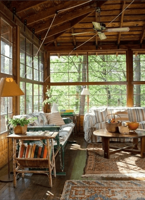 Anne White Interiors Blog | summer camp roughing it but not really