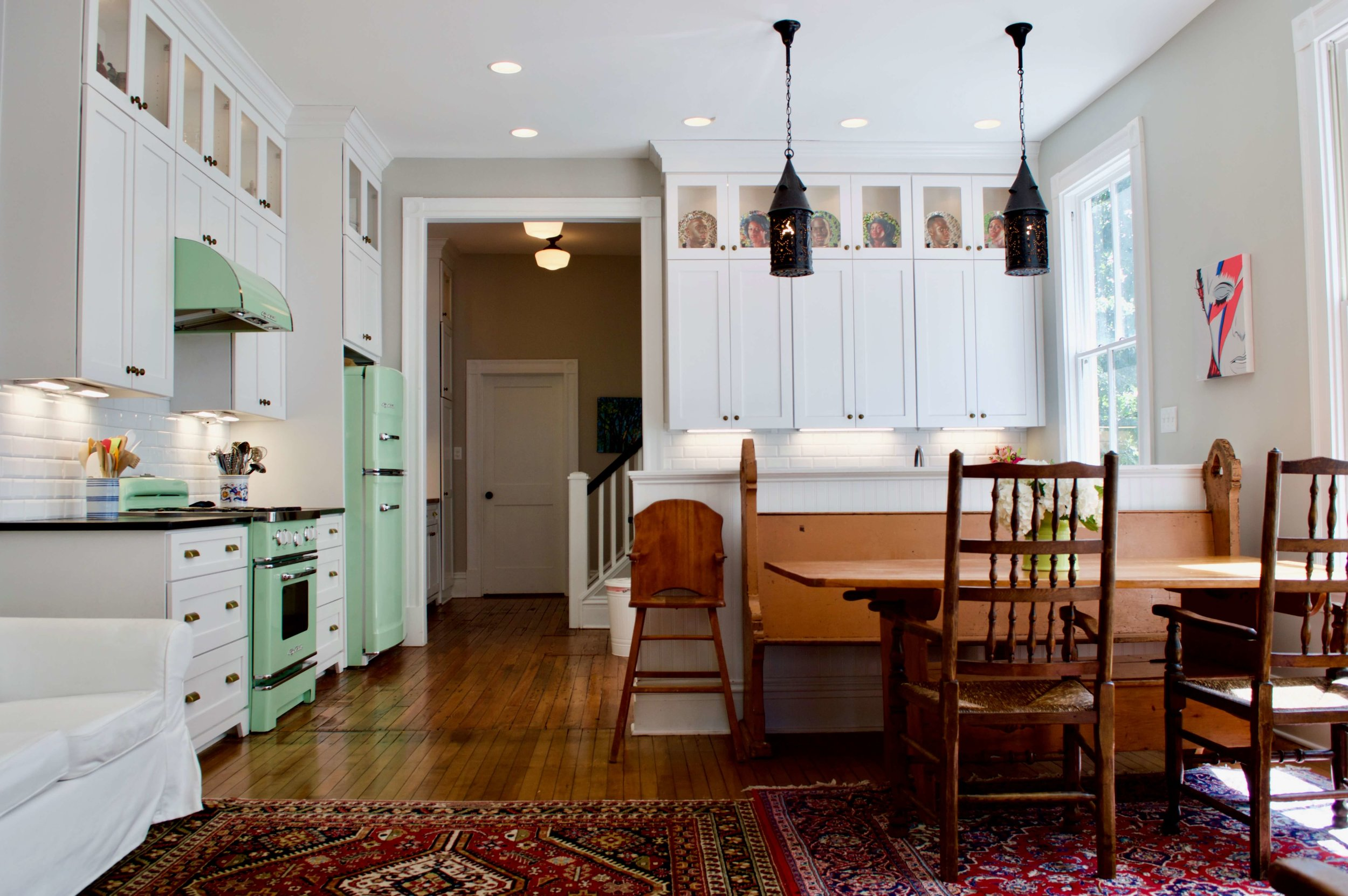 Anne White Interiors Blog   before and after a row house brought back to life