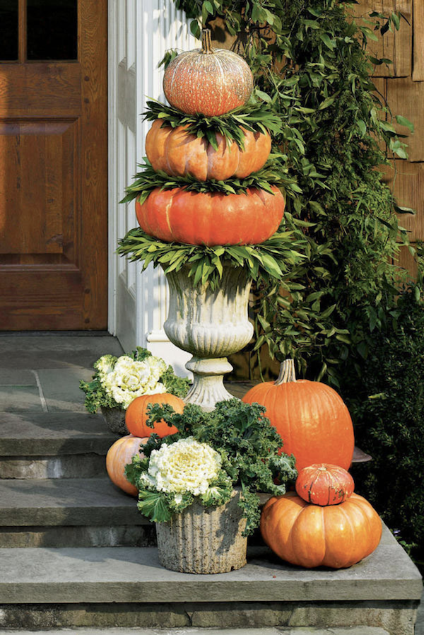 Anne White Interiors Blog | it's not too late to put out your fall decor
