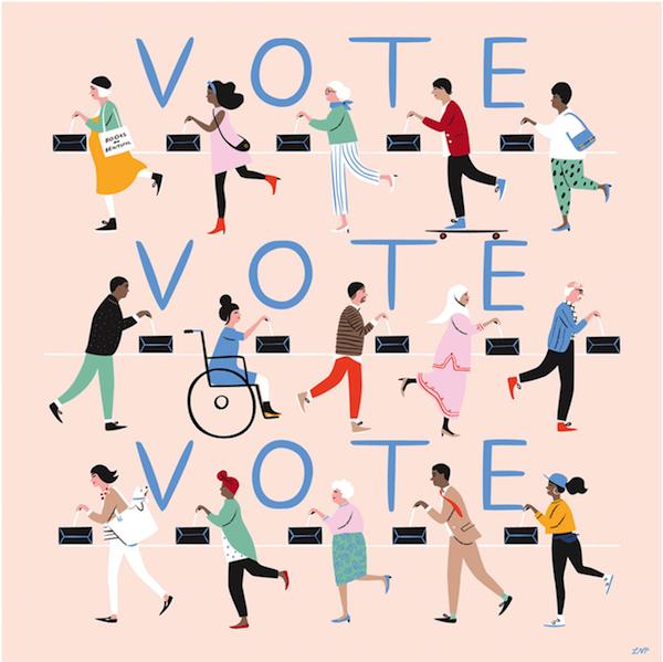 Anne White Interiors Blog   Vote Vote Vote
