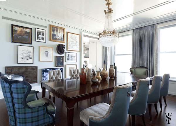 Anne White Interiors Blog | decorating with plaid: ideas & inspiration