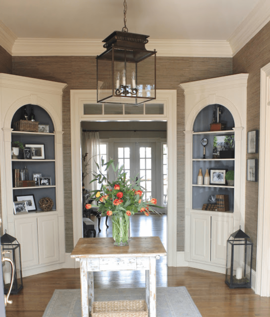 Anne White Interiors Blog | corner cabinets