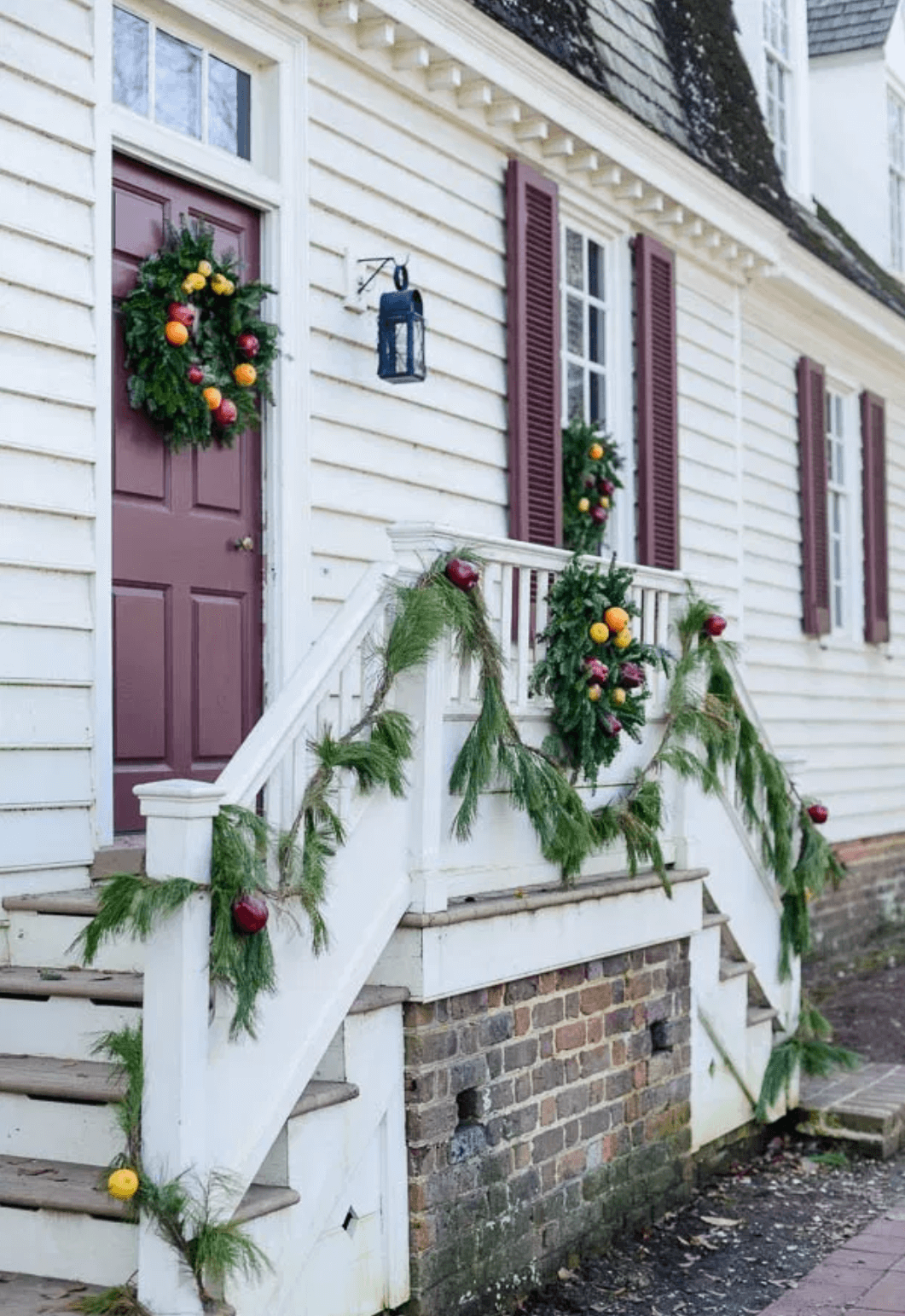 Anne White Interiors Blog   inspiration of the week Colonial Williamsburg