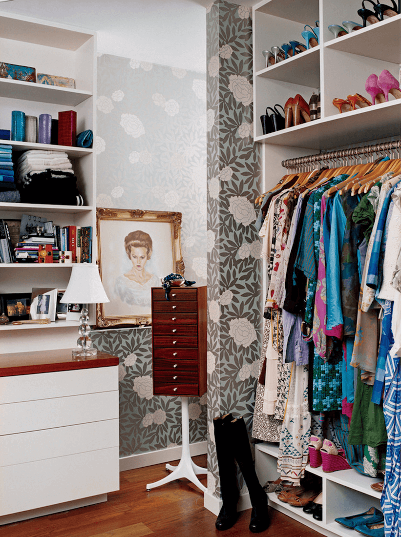 Anne White Interiors Blog | 30 organized closets to inspire you