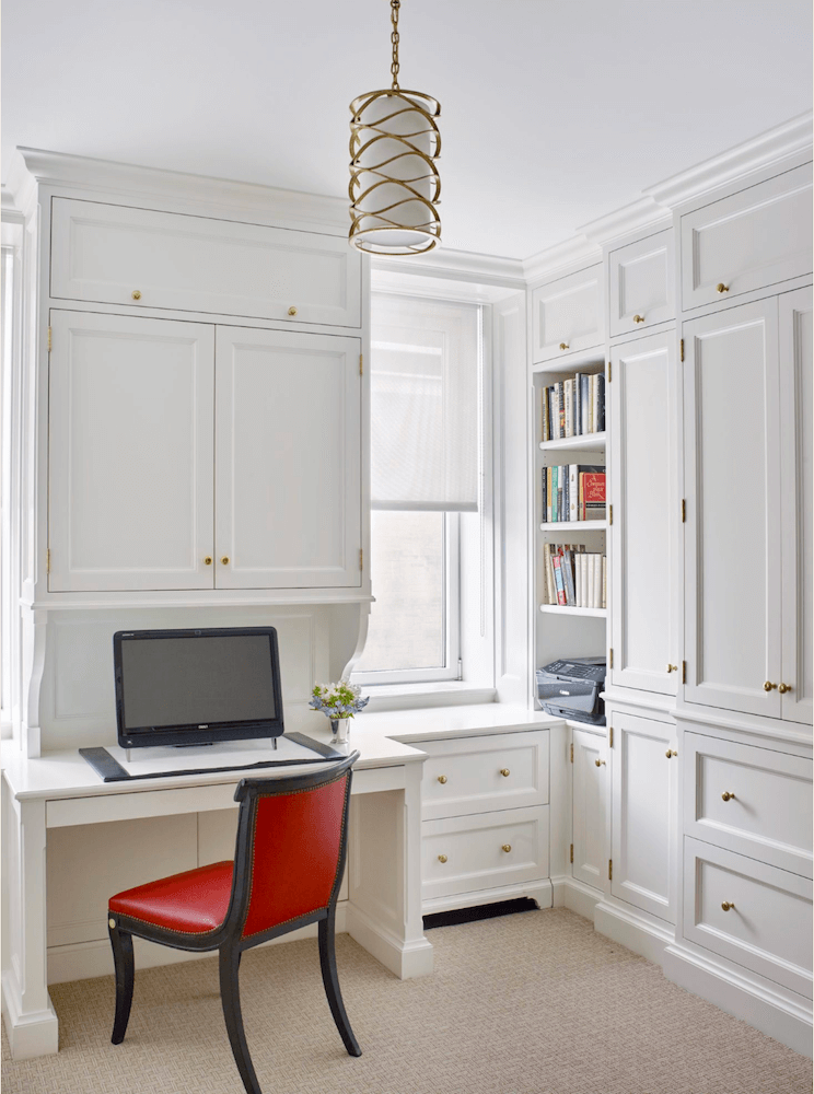Anne White Interiors Blog | 20 home office inspirations