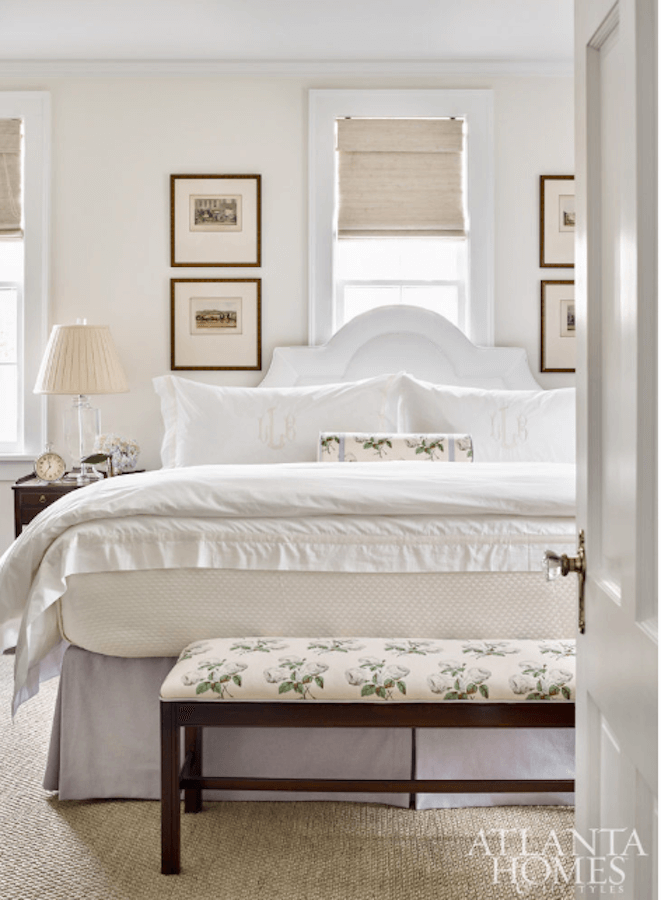 Anne White Interiors Blog   7 design tips to make your bedroom more romantic