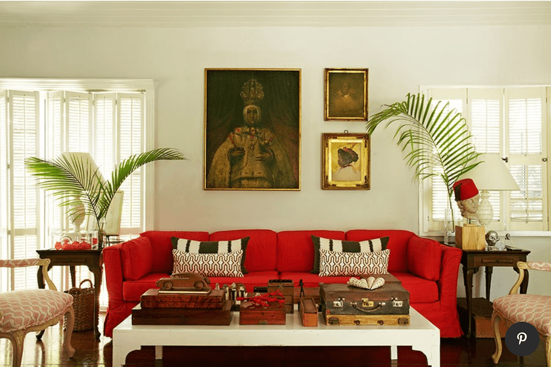 Anne White Interiors Blog | inspiration of the week India Hicks