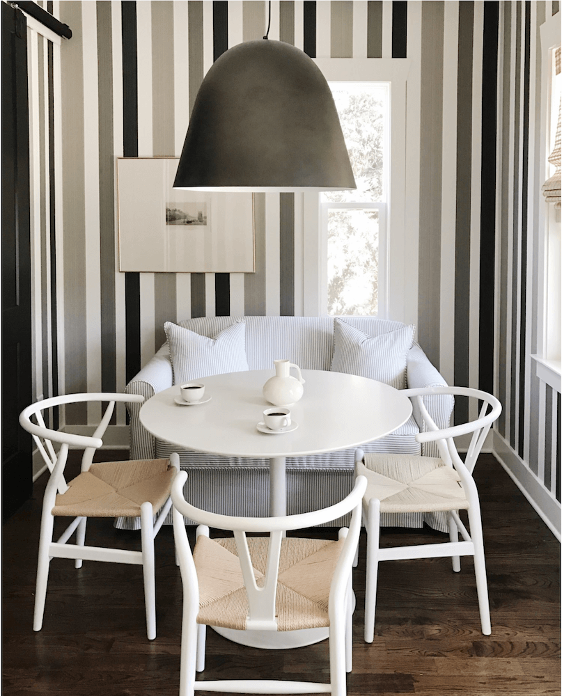 Anne White Interiors Blog | straight up stripes