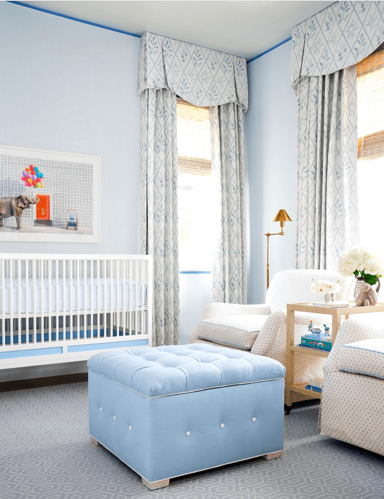Anne White Interiors Blog | 19 nurseries that will almost make you want to have a baby