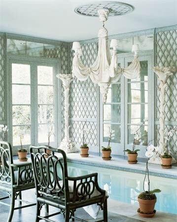 Anne White Interiors Blog | lovely lattice
