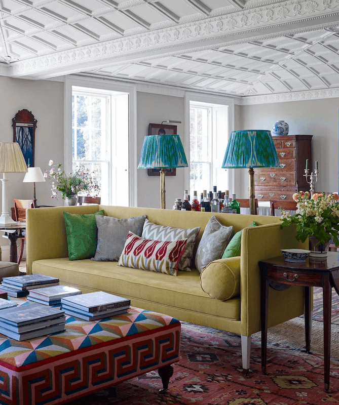 Anne White Interiors Blog   inspiration of the week: pattern, color, & texture