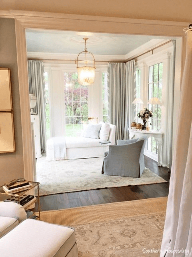 Anne White Interiors Blog | inspiration of the week: a relaxing retreat from the dog days of summer