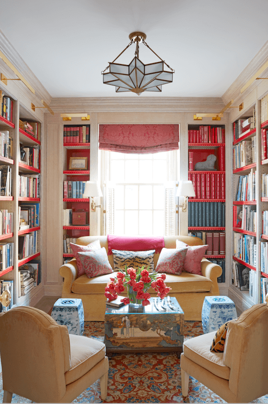Anne White Interiors Blog   inspiration of the week: a ladies library