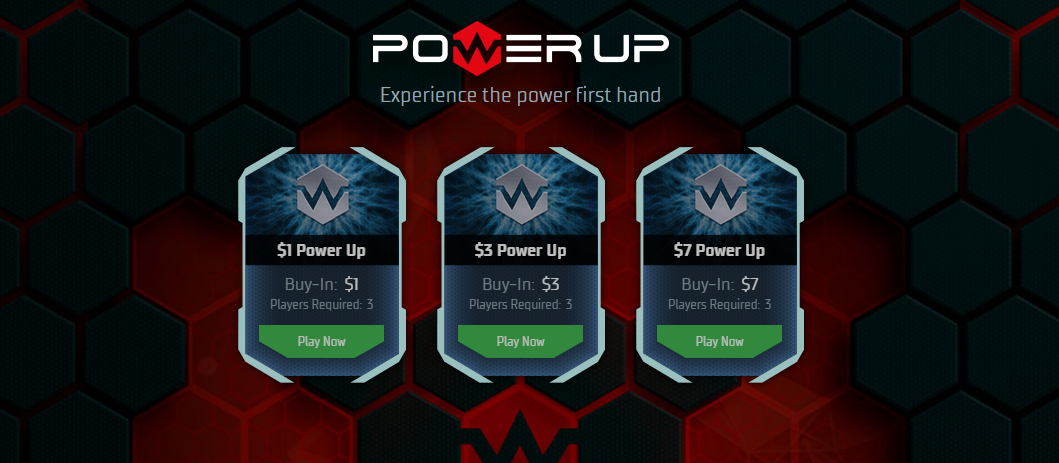 Power Up PokerStars Stakes