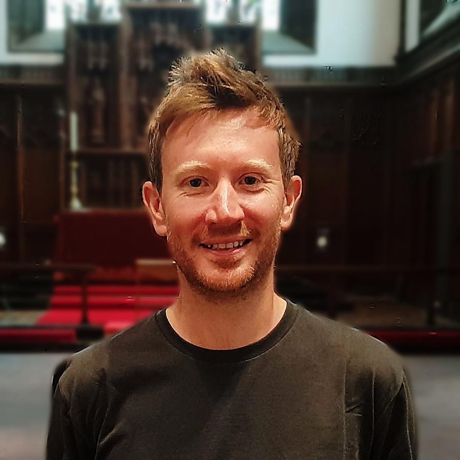 Paul Sawrey, Associate Rector (Sun-Thurs)