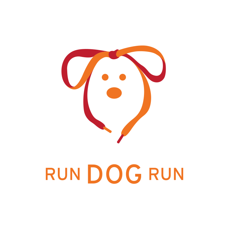 Copy of Run Dog Run, Identity, Logo