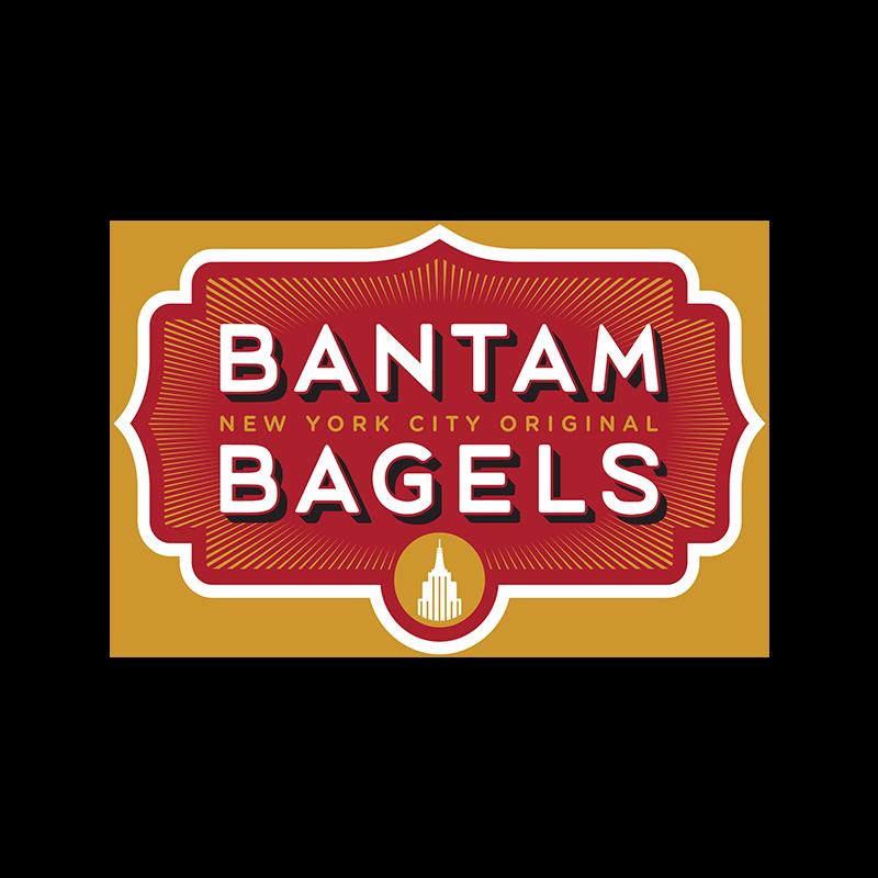 Copy of Bantam Bagels, Identity, Logo