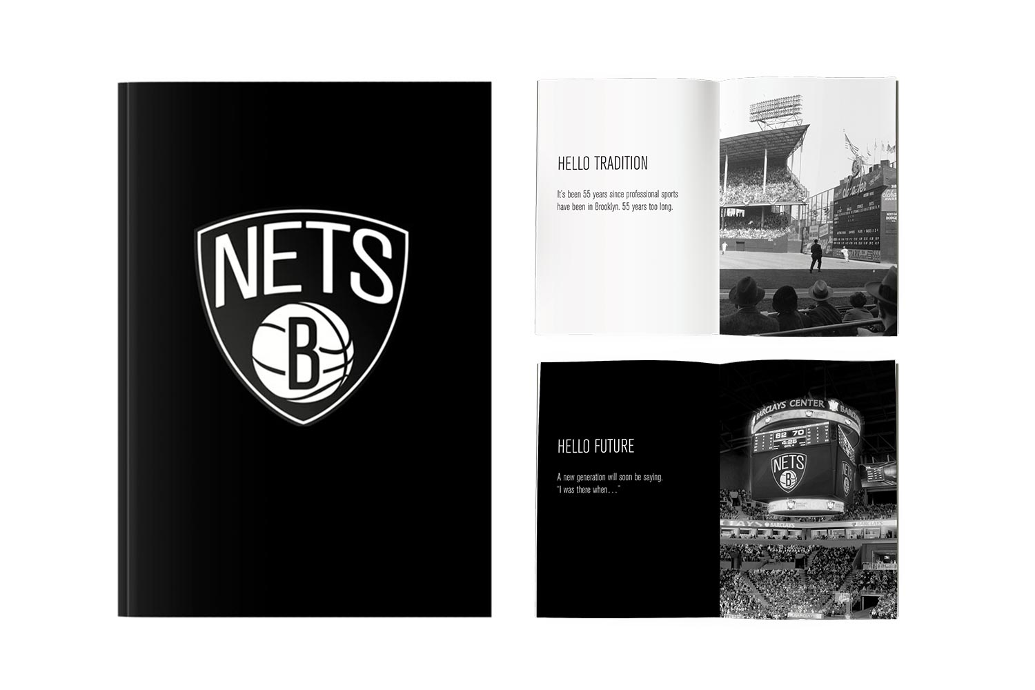 Copy of Nets, Print, Booklet