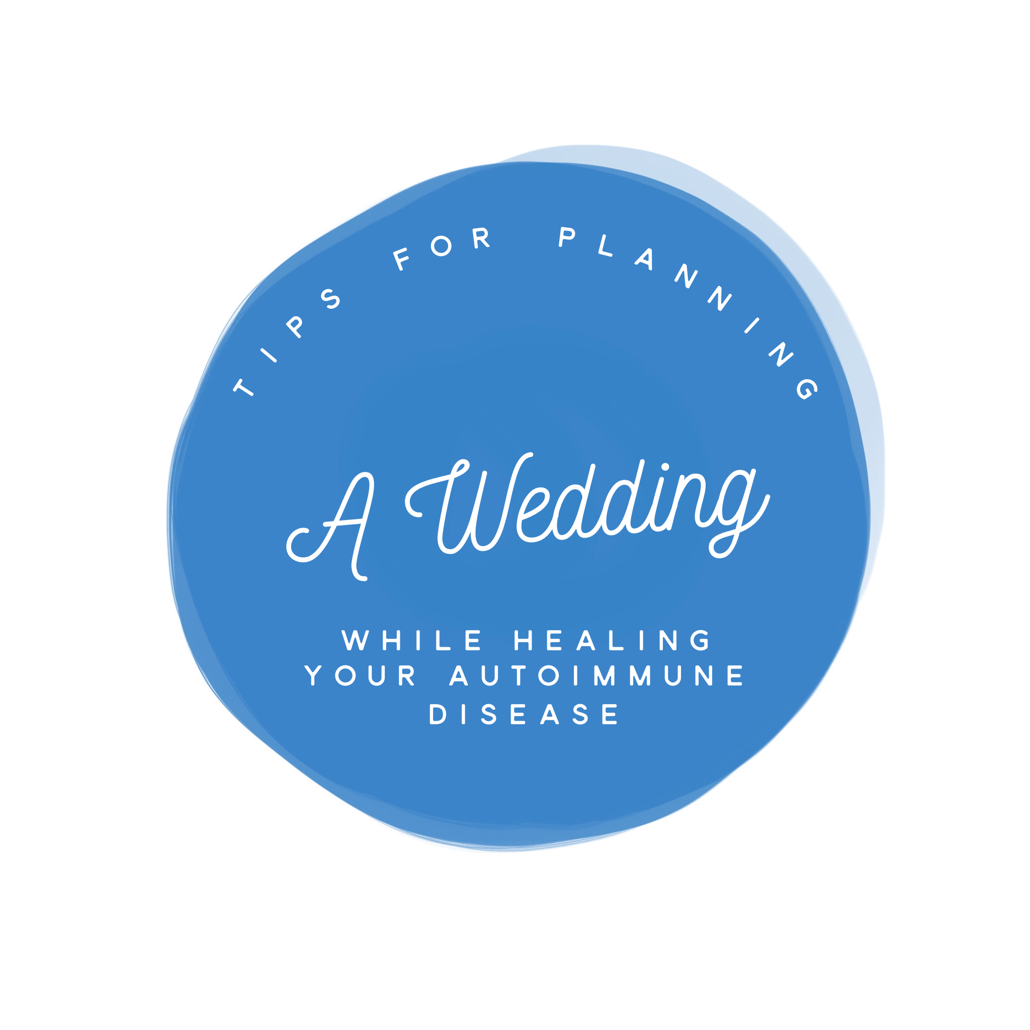 Tips for planning a wedding with an autoimmune disease