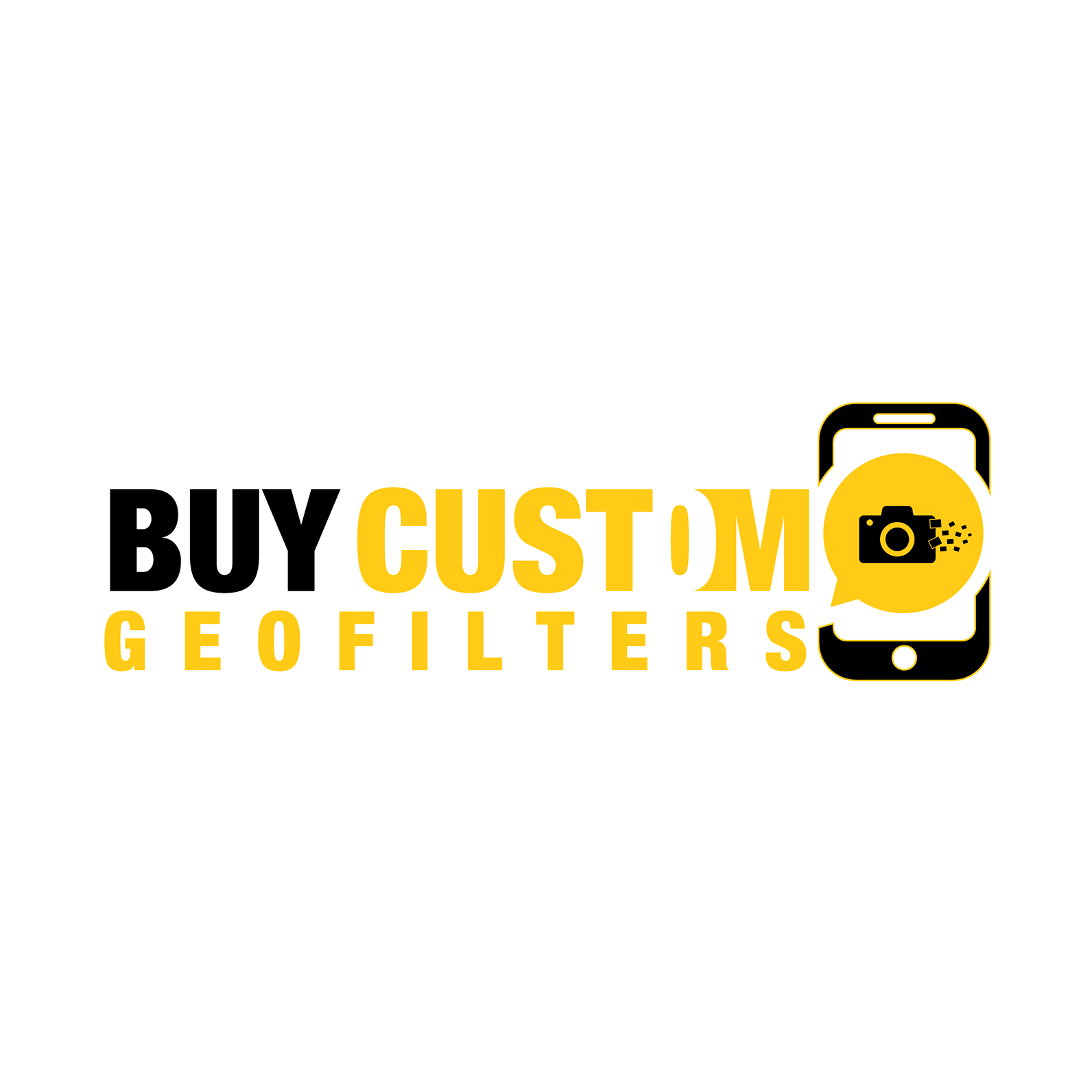 BuyCustomGeofilters.com - BuyCustomGeofilters.com is a custom Snapchat Geofilter company that creates customized filters that services Fortune 500 clients and personal occasions.The company was started in May 2016 and has been featured in major publications such as USA Today, Forbes CNET, CBS, BBC, MSN, and more.