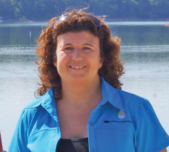 Ruth Narcisse   Ruth was with P4T in the beginning and we are excited to have her talents, spirit and organizational skills on our board of directors. A seasoned paddler, hiker and camper, Ruth spends as much of her free time as possible in the outdoors.  When she isn't in the outdoors, she's a partner on a successful real estate team.