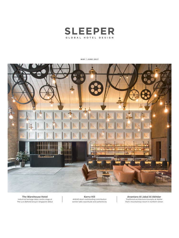 Sleeper — May 2017