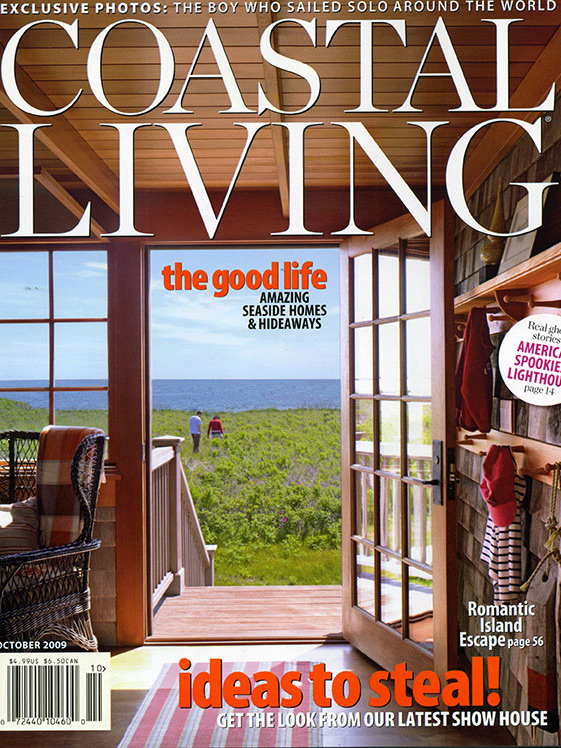 Coastal Living — Oct 2009