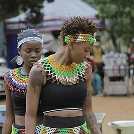 Dance with the Maiden (Sina Nomakotshana) - Thishiwe Ziqubu