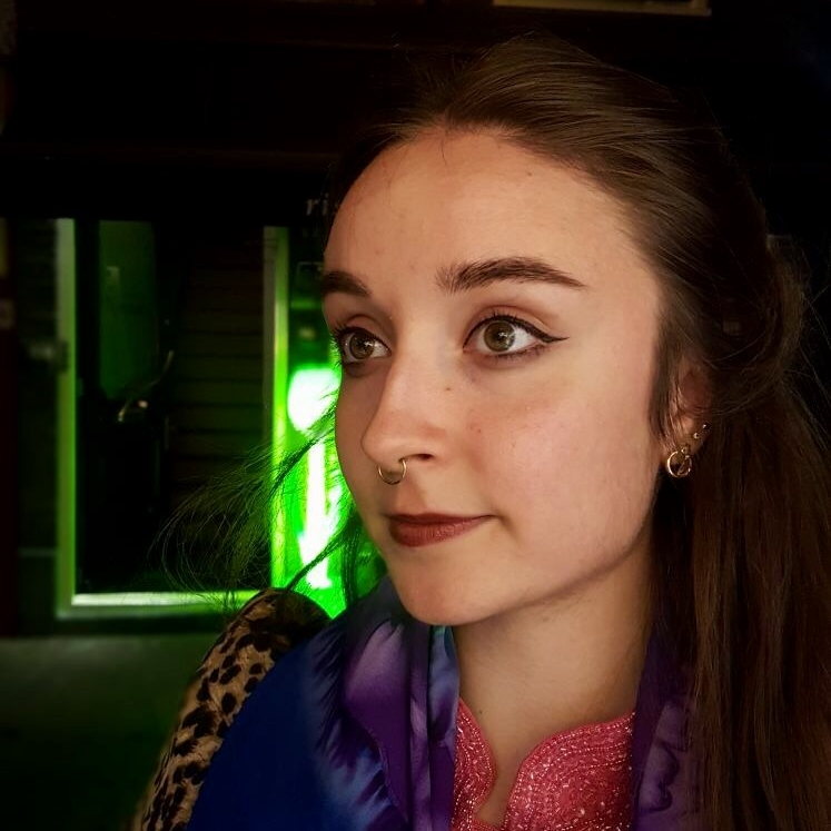 Quirine Lengkeek   Quirine Lengkeek studied sociology and works for Pink Terrorists. As a passionate queer activist, she has selected films that can inform a broad audience about queer and migrant issues around the world.