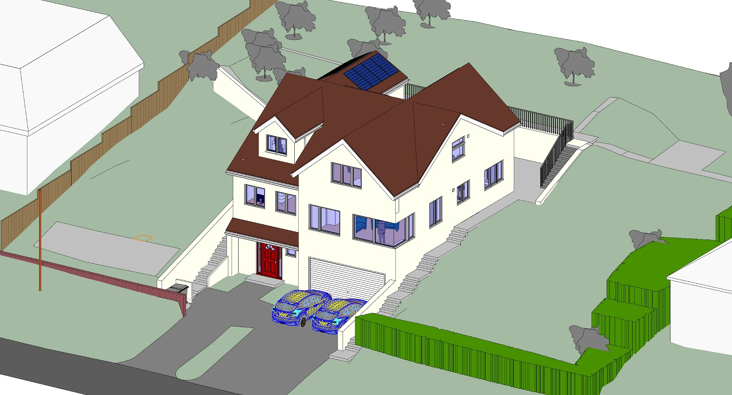 LARGE NEW DWELLING with views - Portishead, Beach Road West