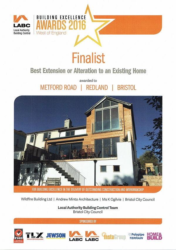 Awards architec