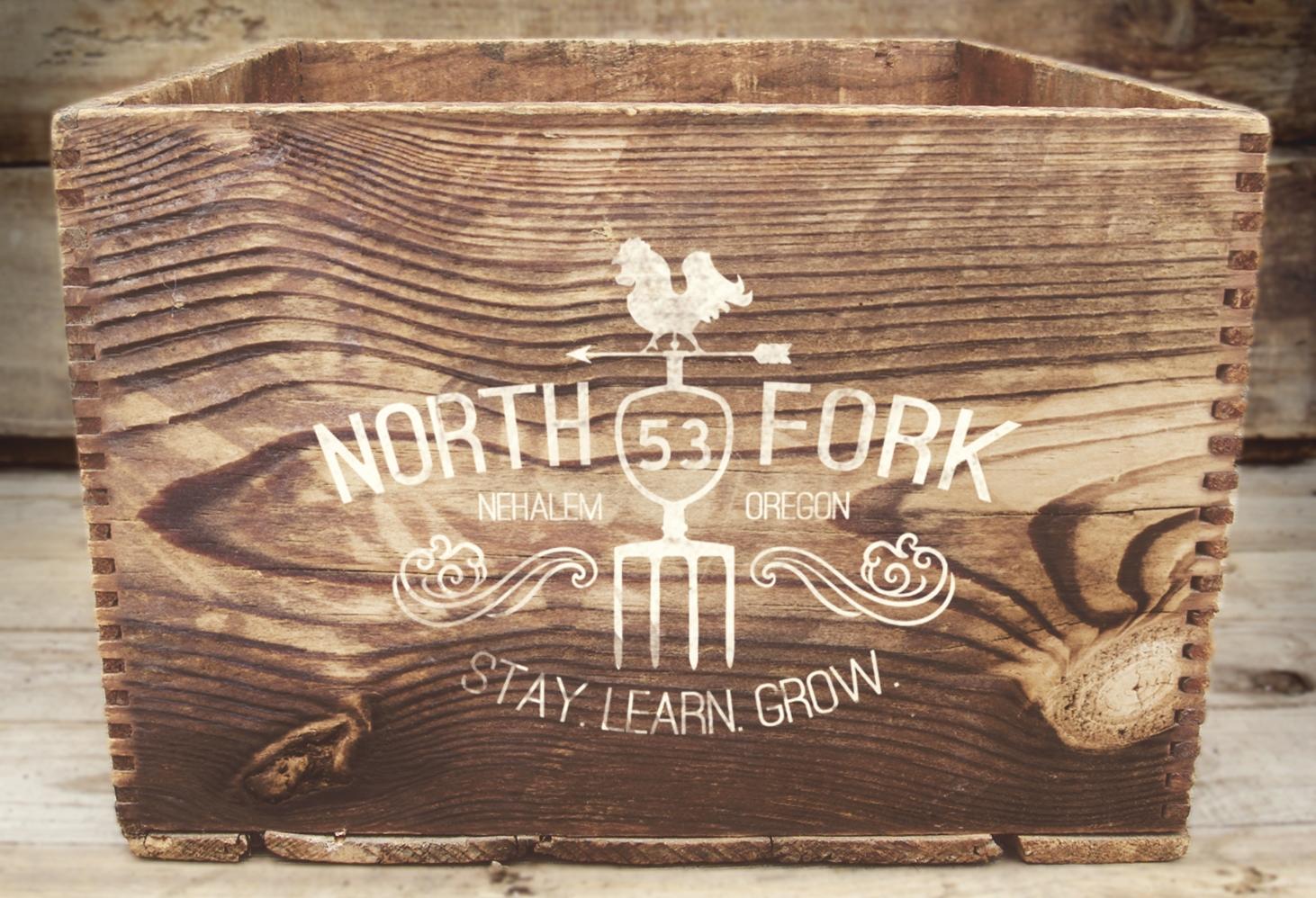 North Fork Logo Design