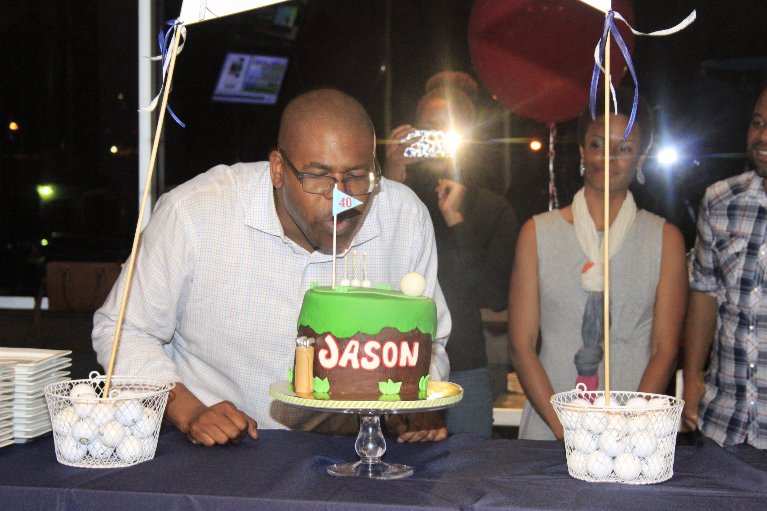 Jason Johnson's 40th Birthday - view gallery