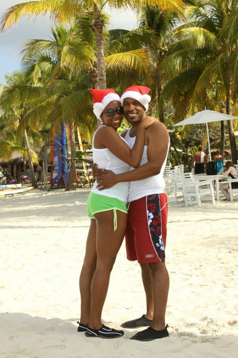 Christmas Day at Couples Swept Away in Negril, Jamaica
