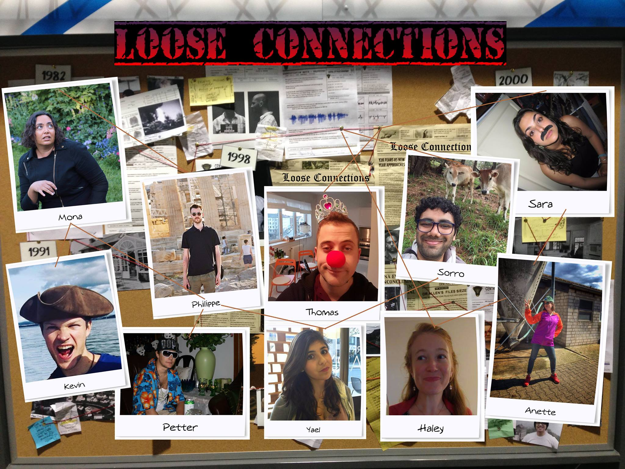17:30 LOOSE CONNECTIONS