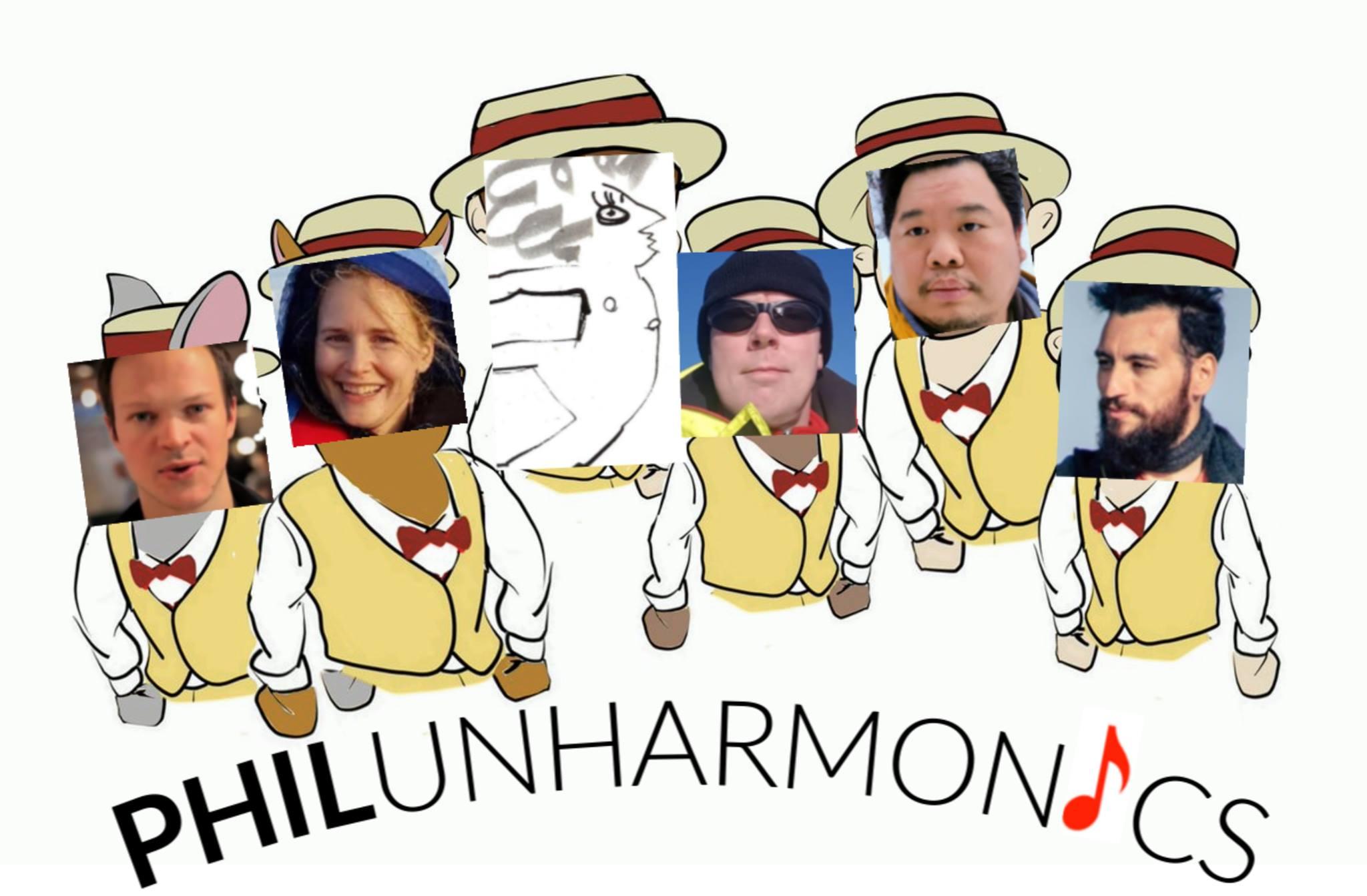 17:05 PHIL UNHARMONICS